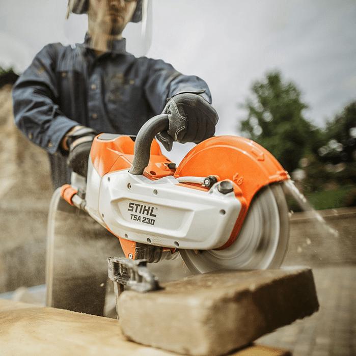 Quick Cut Concrete Saw