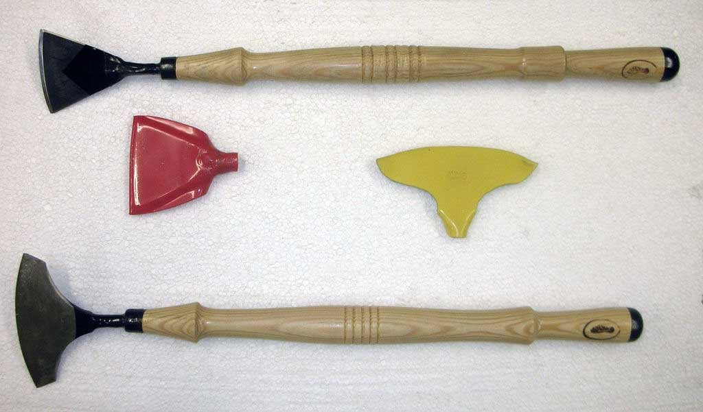 ice snow carving tools Wilfred Stijger
