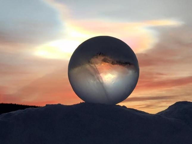 Wilfred Stijger ice snow sculpture