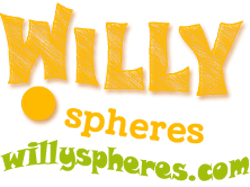 Willyspheres sand shaper logo