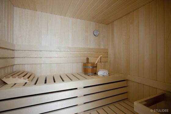 Sauna in Hooglanderveen bij Amersfoort na STIJLIDEE's Interieuradvies
