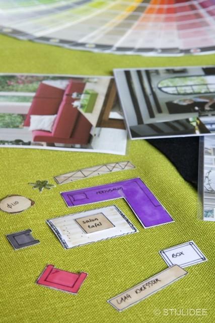 meubelen op schaal | STIJLIDEE Interieuradvies en Styling