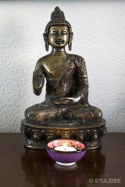 boeddha na STIJLIDEE Interieuradvies en Styling