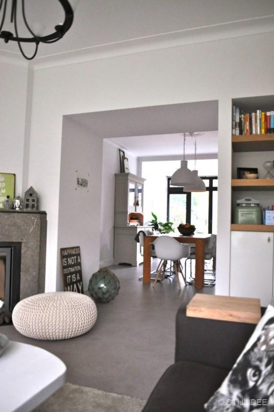 Moderne kamer en suite kasten op maat na STIJLIDEE Interieuradvies en Styling