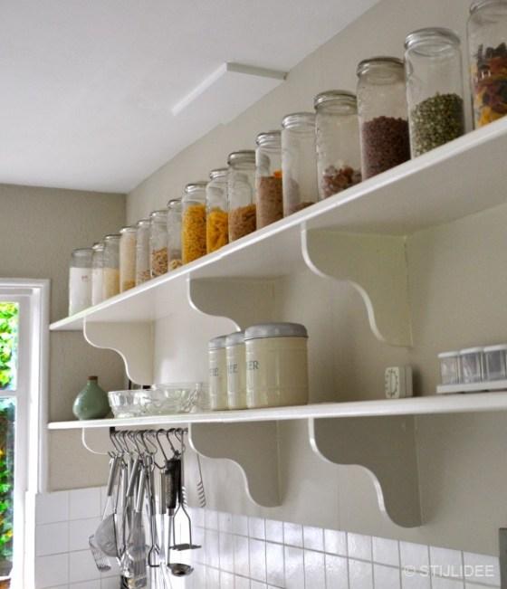 Jaren 30 keuken na het interieuradvies van STIJLIDEE Interieuradvies en Styling
