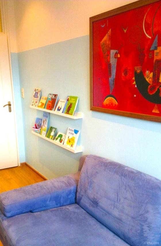 Binnenkijken in … kleurrijke kinderkamers in een herenhuis in Utrecht na STIJLIDEE Interieuradvies, Kleuradvies en Styling
