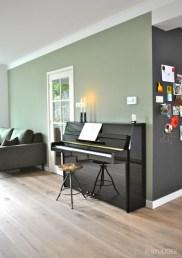 Binnenkijken in … een jaren 60 woning met woonkamer en woonkeuken in modern klassieke stijl in Harderwijk na STIJLIDEE Interieuradvies en Styling