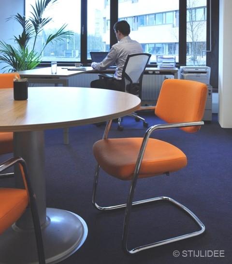 Interieuradvies voor een modern design kantoor in Utrecht | Interieuradvies en Fotografie: STIJLIDEE | Winnie Helmes-Ham