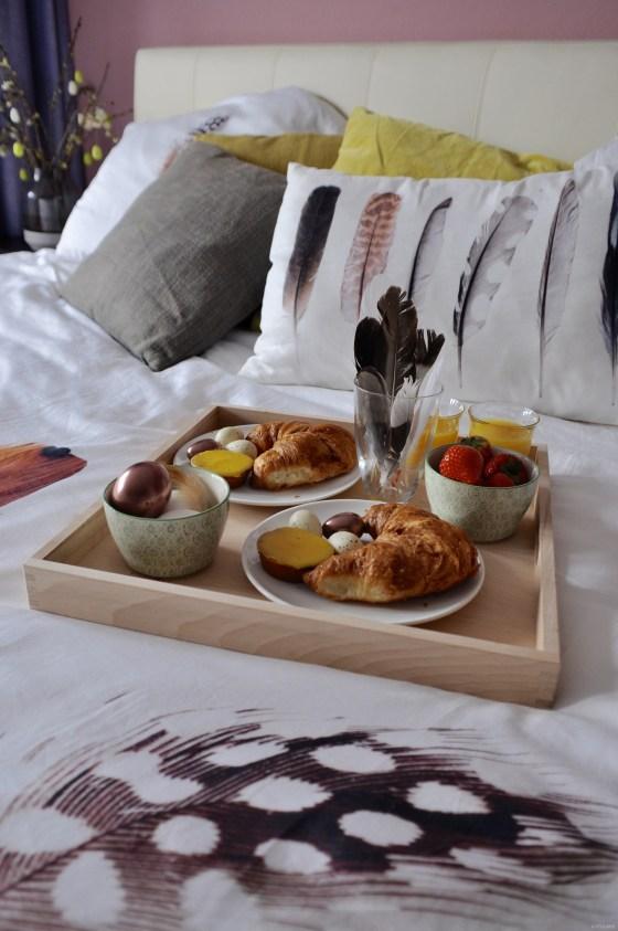 HAPPY EASTER! STIJLIDEE STYLINGTIPS voor een sfeervol paasontbijt op bed   STIJLIDEE Interieuradvies en Styling