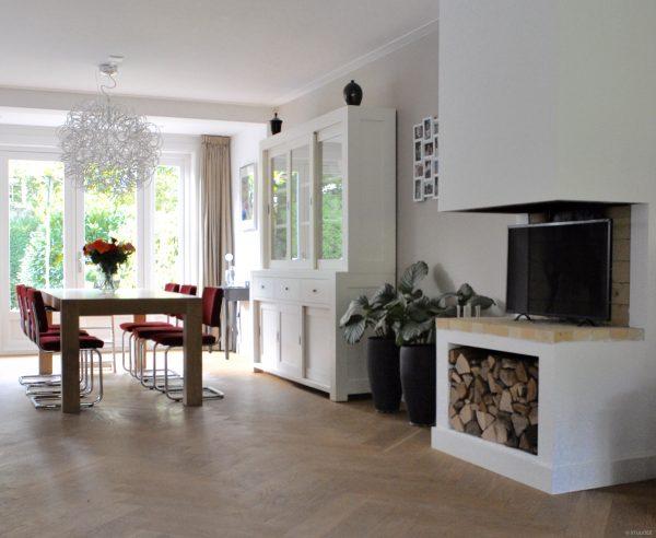 Interieur Ideeen Riviera Maison.Binnenkijken In Een Jaren 30 Familiehuis In Modern Landelijke