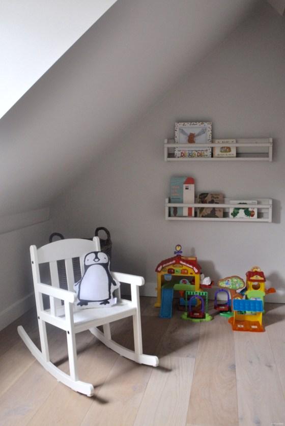 Binnenkijken in ... slaapkamers in modern landelijke stijl in een herenhuis in Utrecht na STIJLIDEE Interieuradvies, Kleuradvies en Styling