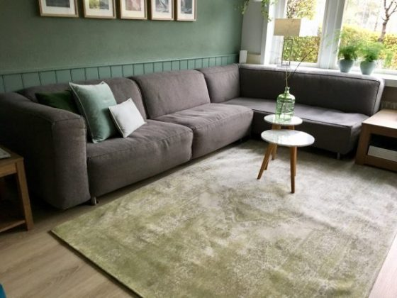 STIJLIDEE STYLINGTIP: Hoe je stap voor stap het juiste vloerkleed selecteert voor je interieur | Styling en Fotografie: STIJLIDEE Interieuradvies en Styling