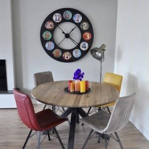Binnenkijken in ... een nieuwbouw appartement in IJsselstein in modern kleurrijke stijl na STIJLIDEE Interieuradvies en Styling
