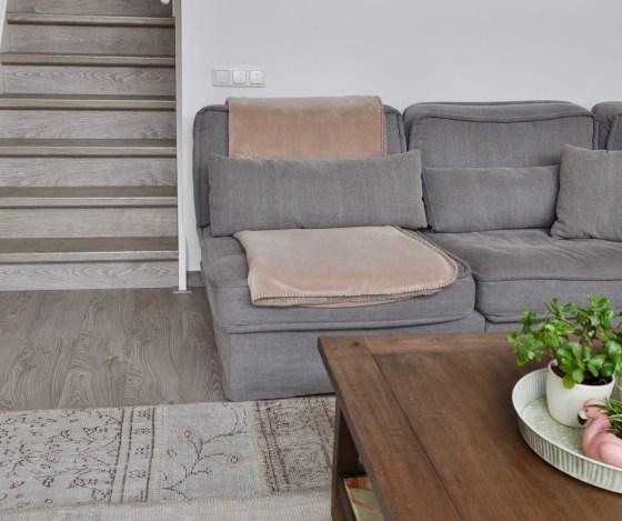 Binnenkijken in ... een woonkamer in landelijk romantische stijl in De Meern na STIJLIDEE Interieuradvies en Styling