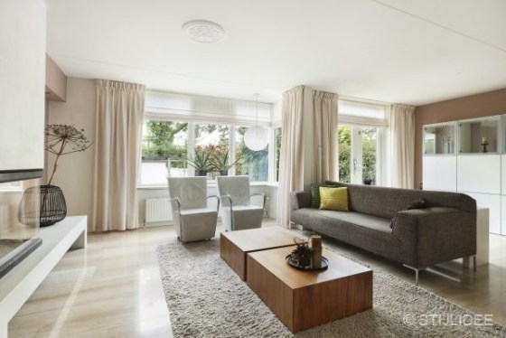 Binnenkijken in ... een hoekwoning in moderne design stijl in Amersfoort na STIJLIDEE Interieuradvies en Styling