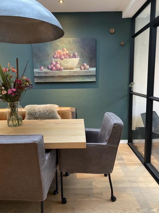 Binnenkijken in ... een jaren 30 huis in modern klassieke stijl in Amersfoort na STIJLIDEE Interieuradvies, Kleuradvies en Styling