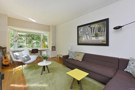 Binnenkijken in ... een jaren 30 huis in moderne design stijl met warme kleuren in Driebergen na STIJLIDEE Kleuradvies