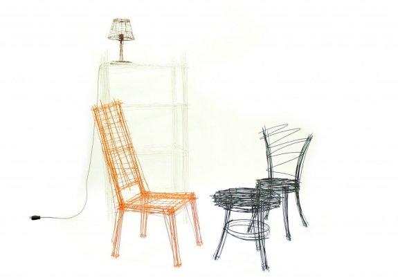 Stijlmagazine-Jinil Park-Drawing-series-armchair-detail-cut.8