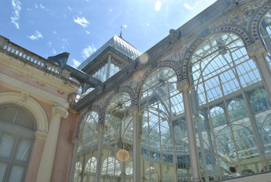 Retiro Park -Madrid Photo Stijlmagazine