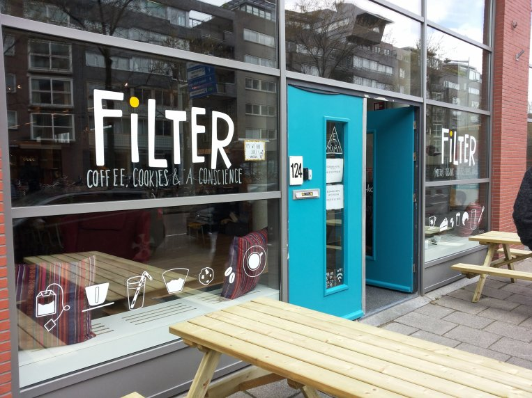 Koffiehuis Filter photo: Stijlmagazine