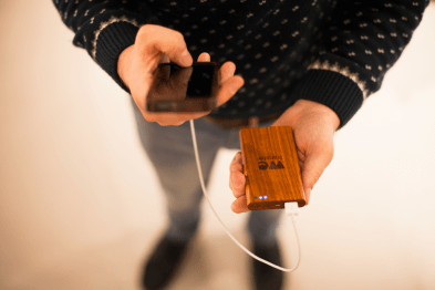 Stijlmagazine WeTransfer charger - photo by Eva Leget