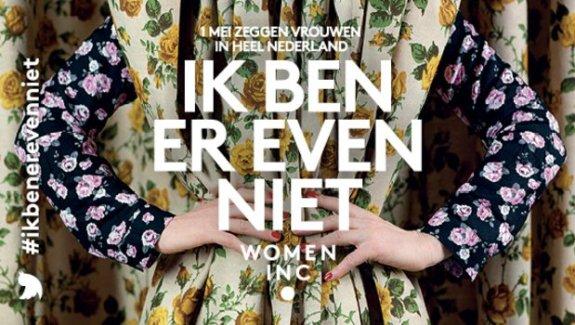 Stijlmagazine-dag van de arbeid 2015-Woman-inc-ik ben er even niet