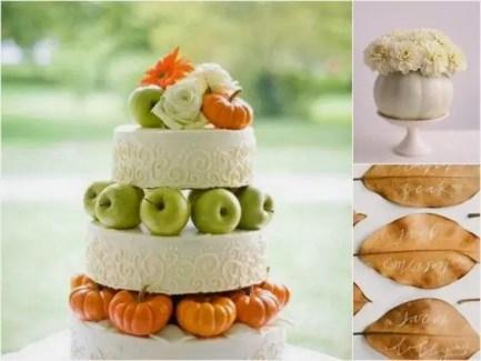 Interieur & Feest styling | Diners en feestelijke styling in herfst sfeer