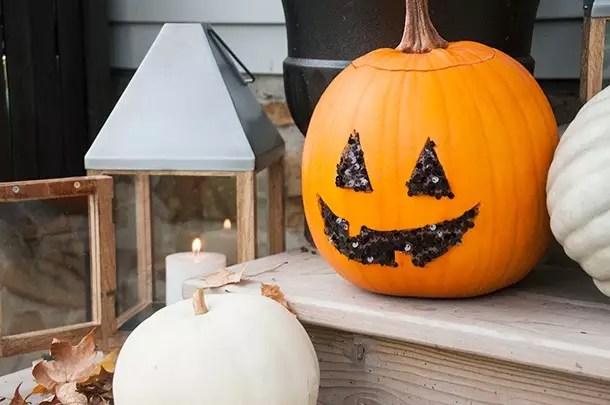 Feest styling | Een stijlvolle Halloween in en om het huis #pompoenen #uitsnijden #halloween