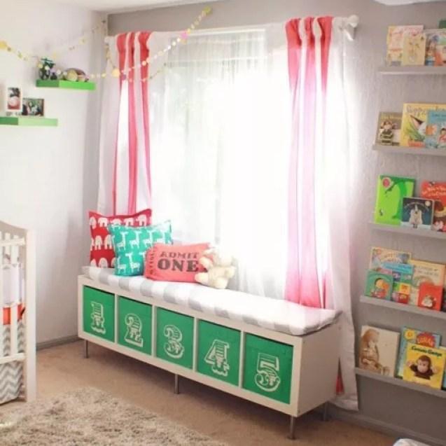 Verwonderend Interieur & kids |Kinderkamer inrichten met Ikea Expedit + DIY HP-34