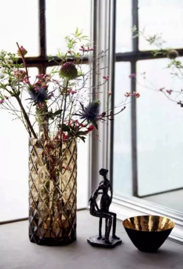 Interieur | Trend | Vazen, kruiken & flessen van gekleurd glas