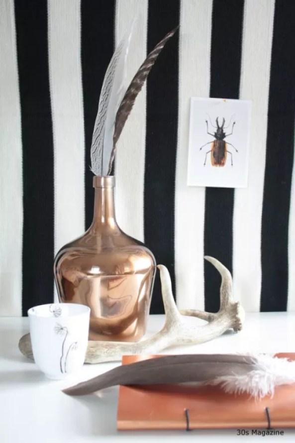 Interieur & Kleur   Stoer & Tijdloos Koper in je interieur
