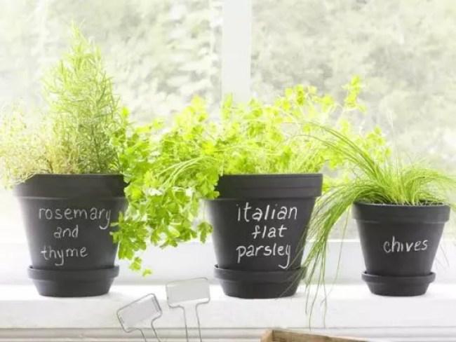 Interieur | Keuken styling met kruiden