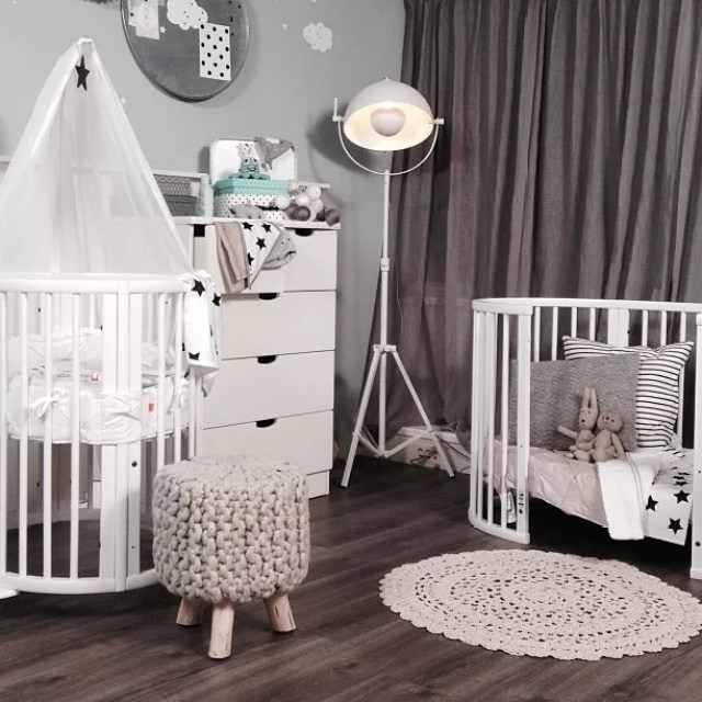 Interieur & kids | Babykamer trends gezien in Koffietijd