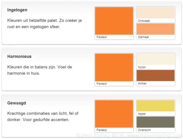 Kleur | Oranje in jouw interieur #koningsdag #wk #ek #interieur #wonen #inrichten #oranje #styling #feest #woonblog -www.stijlvolstyling.com