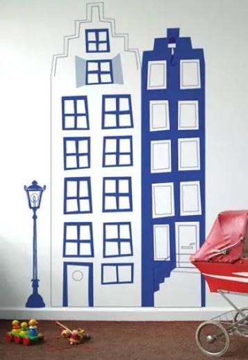 Interieur & Kids | Babykamer & kinderkamer in Delfs blauw - Babykamer Holland