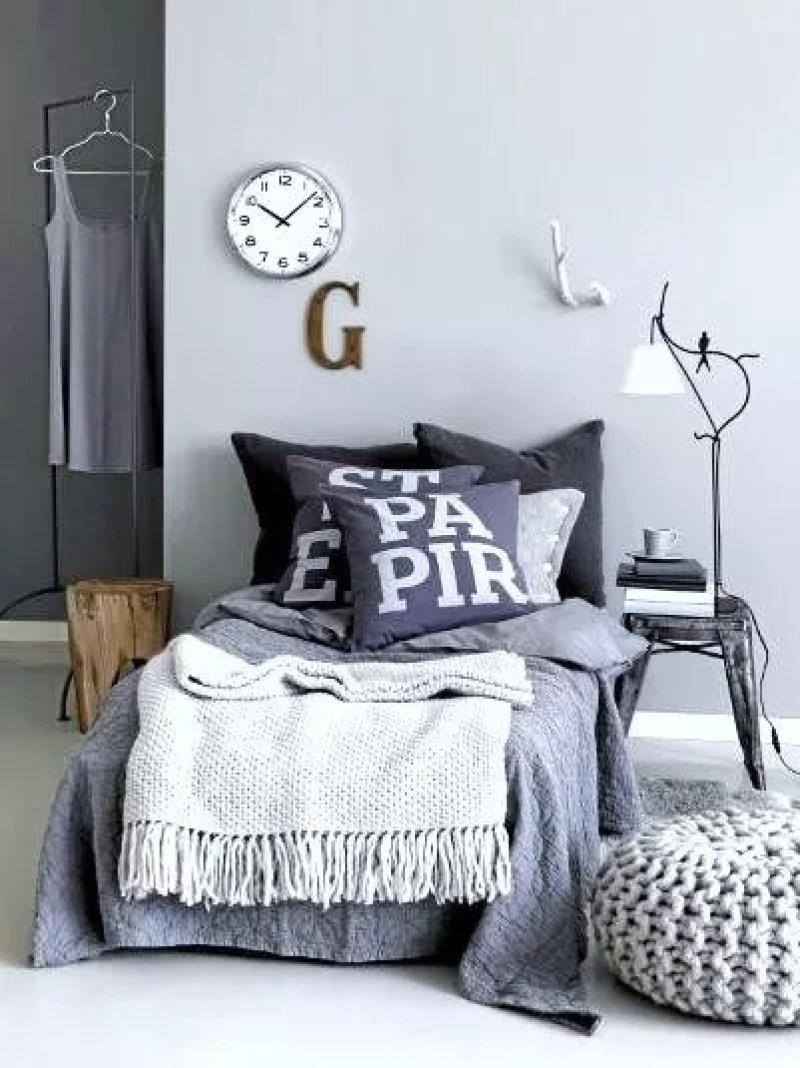 Kleur & Interieur | Shades of Grey | Grijs in jouw interieur - stoer interieur