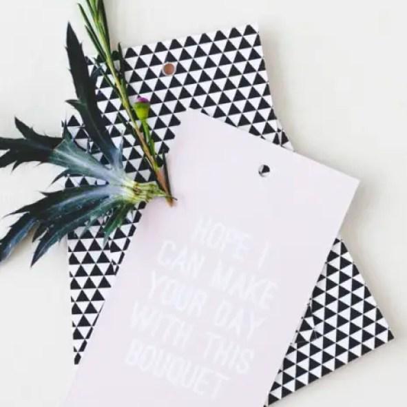DIY | Maak je eigen Moederdag boeket