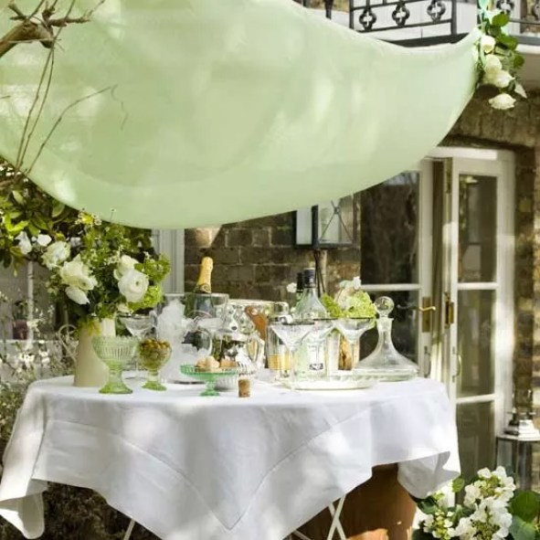 Populair Tuin inspiratie | Zomer tuinfeest decoratie • Stijlvol Styling  FV46