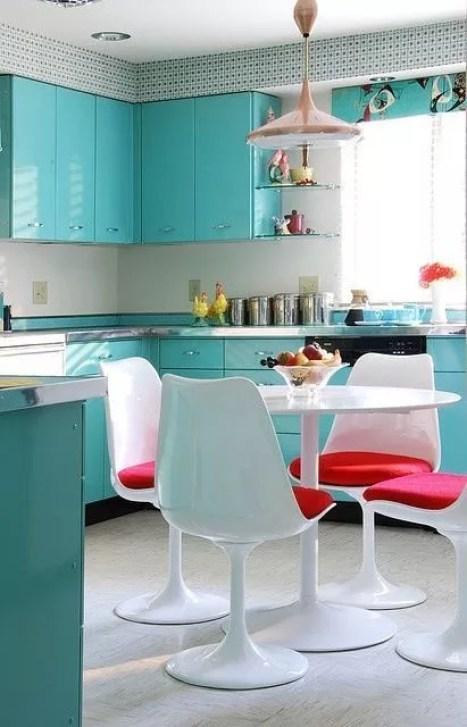 Kleur & Interieur | Interieur styling in Turquoise - interieur inrichten - kleurinspiratie - woonblog - www.stijlvolstyling.com