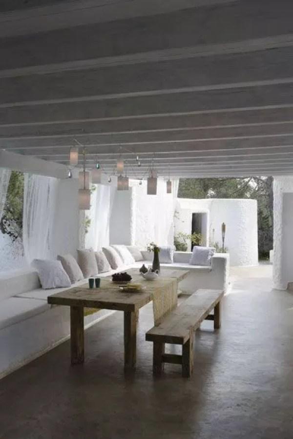 Tuin inspiratie | Tuin inrichten in Ibiza stijl • Stijlvol Styling ...