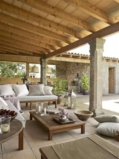 Uitzonderlijk Tuin inspiratie | Tuin inrichten in Ibiza stijl • Stijlvol Styling  RX19