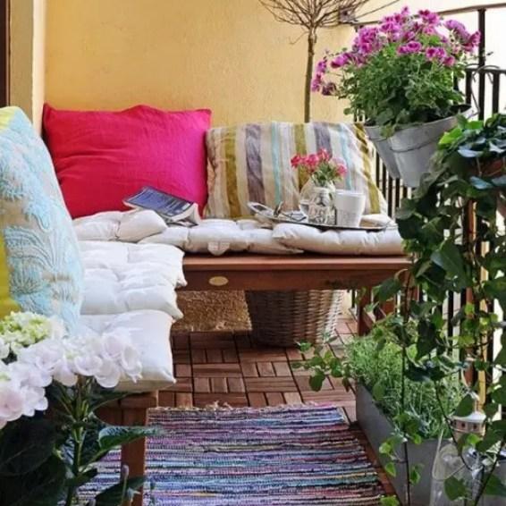Buitenleven | Bohemian zomer tuin & terras - www.stijlvolstyling.com