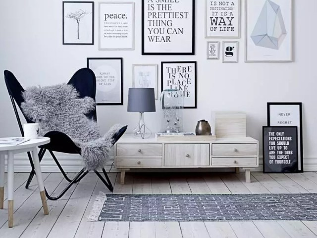Interieur   Over schapenvacht kleden en 'knuffeldrang' sierkussens - www.stijlvolstyling.com