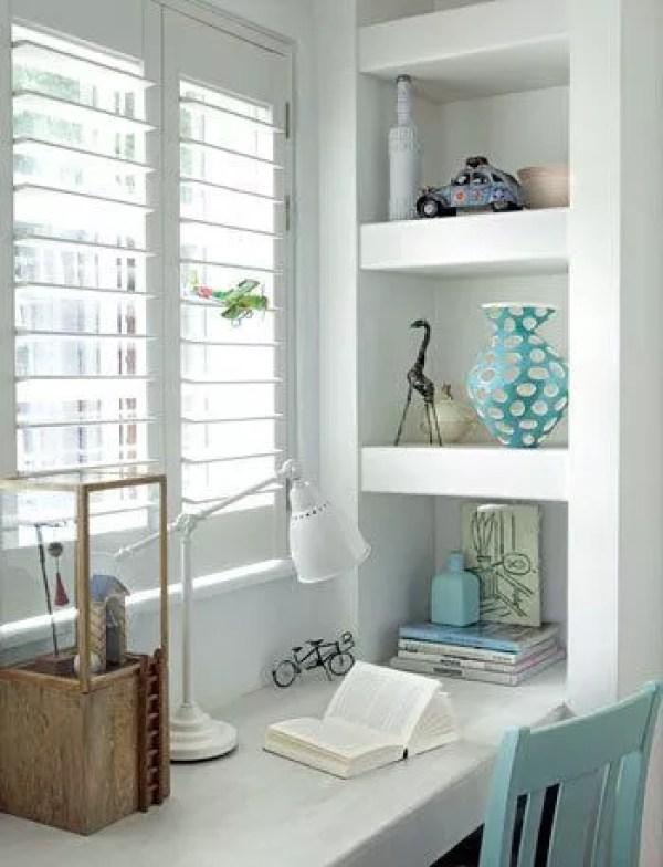 Interieur nis in de muur stijlvol styling woonblog - Beeld decoratie slaapkamer ...