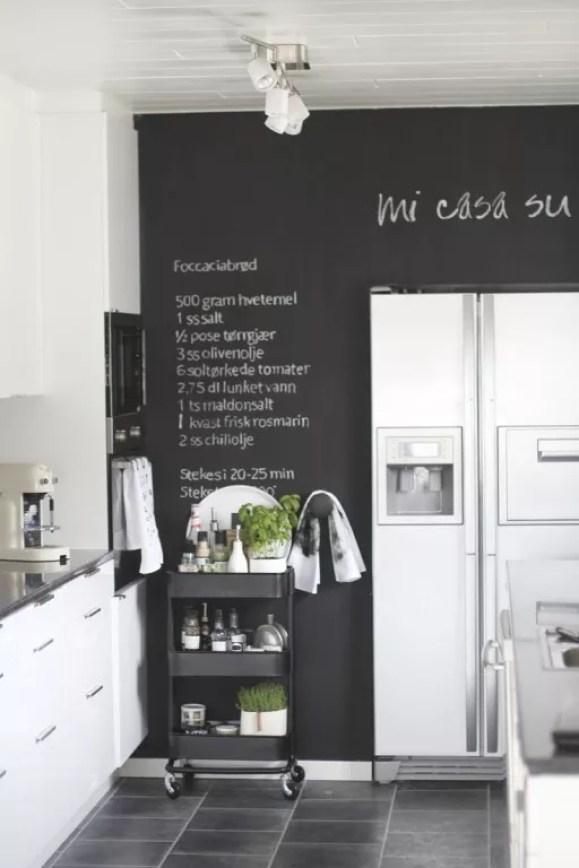 Interieur & DIY | Creatief met krijtverf - www.stijlvolstyling.com #woonblog