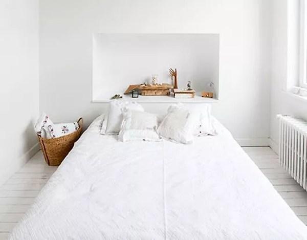 Inrichting Slaapkamer Modern : Interieur nis in de muur u2022 stijlvol styling woonblog u2022 voel je thuis!