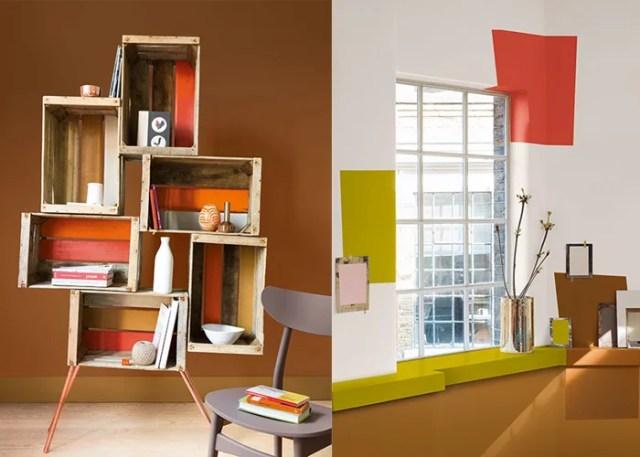 friendly-barter Kleur & Interieur | Woontrend - Copper Orange = kleur van het jaar 2015 - #woonblog www.stijlvolstyling.com