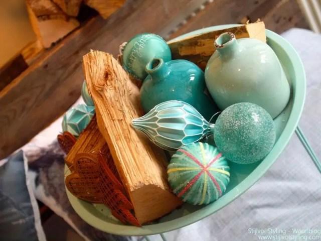 #Feestdagen | 'Have a minty christmas' - #Mint als nieuwe kerstkleur! #woonblog #interieurblog #kerst - www.stijlvolstyling.com