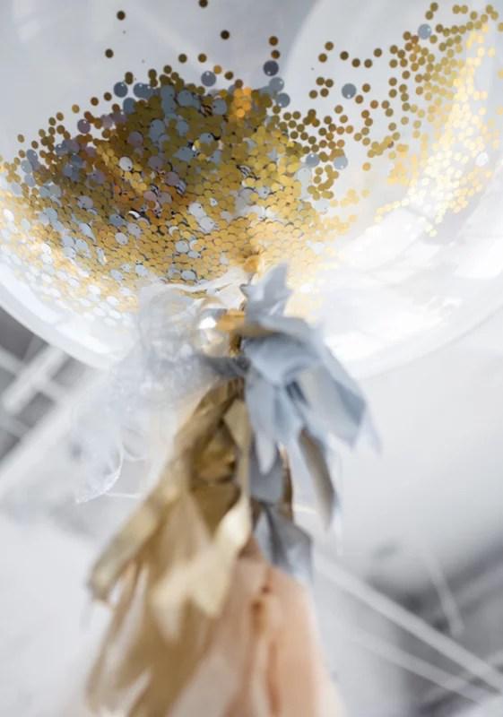 Oud en Nieuw feest decoratie - beeld: Jen O'Sullivan