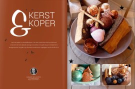 Kerst & Koper door Susanne in Kerstspecial magazine